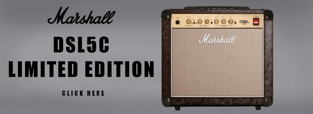 Marshall DSL5C Limited Edition