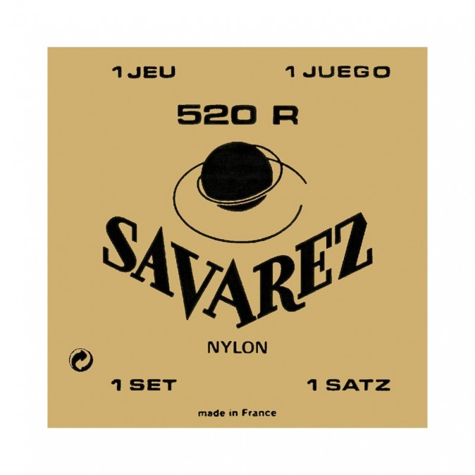 Savarez 520 R Nylon Strings