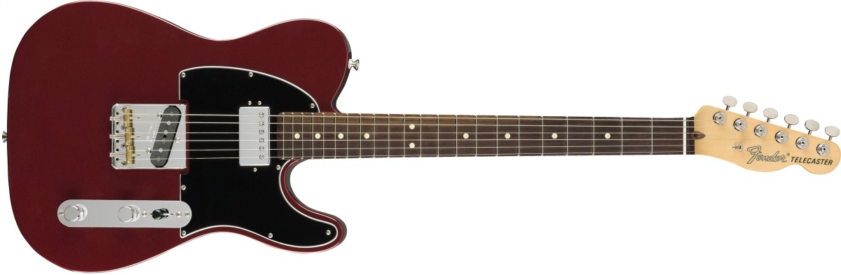 Fender American Performer Telecaster Hum (Aubergine)