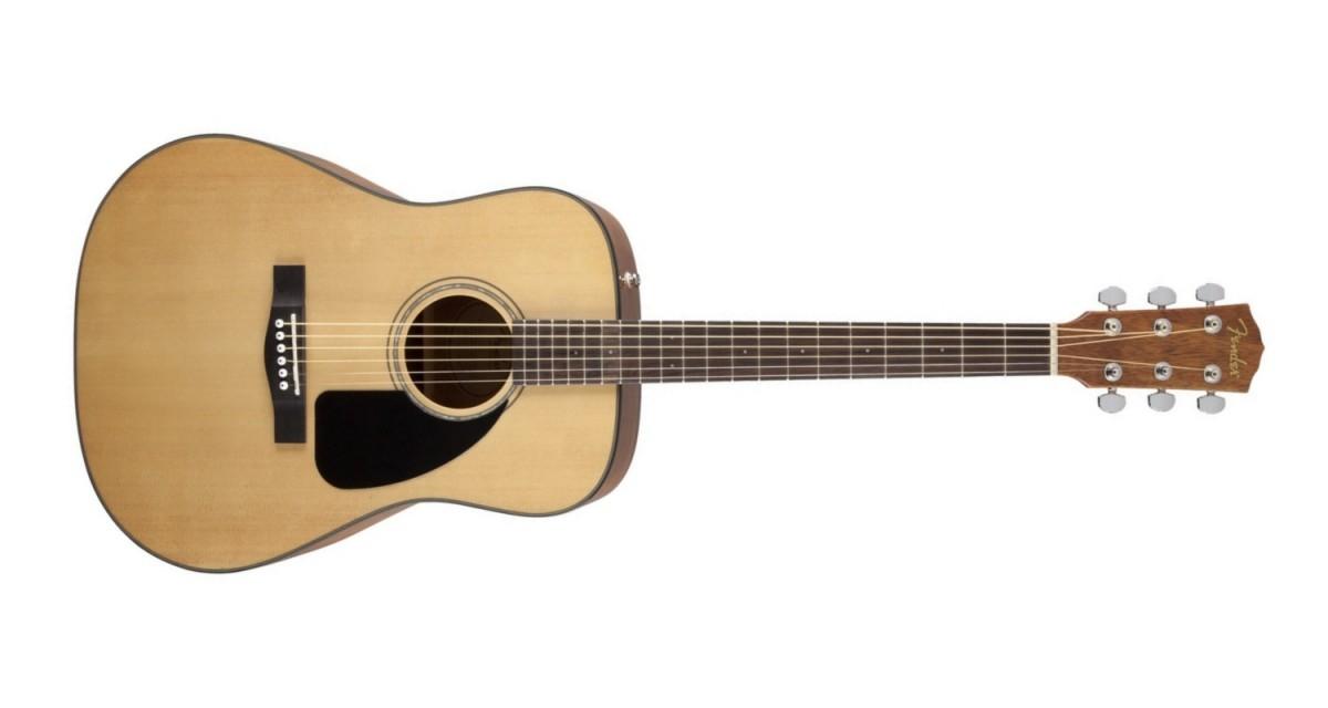 Fender CD-60 v3 Dreadnought (Natural)