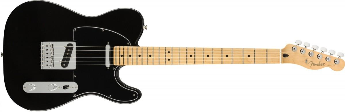 Fender Player Telecaster (Black)