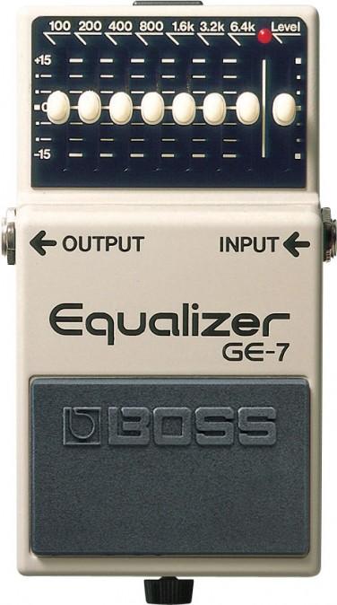 Boss GE-7