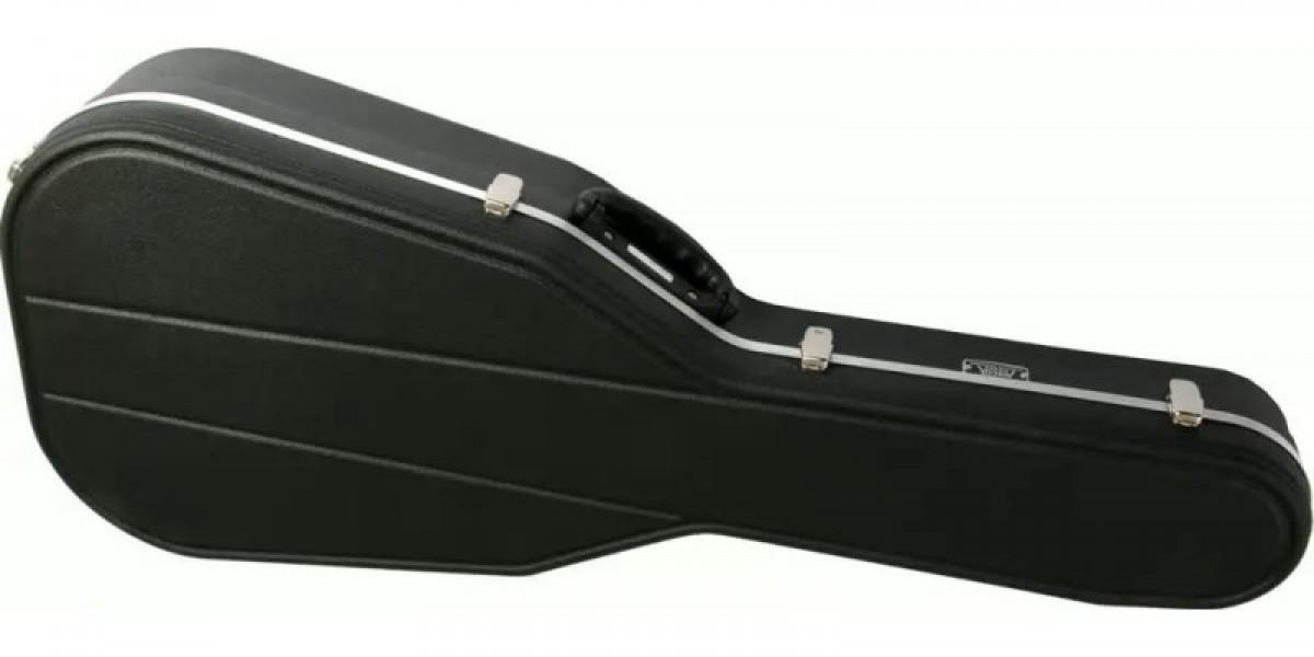 Hiscox STD-AC Acoustic Steel String Guitar Case (Dreadnought/Folk)