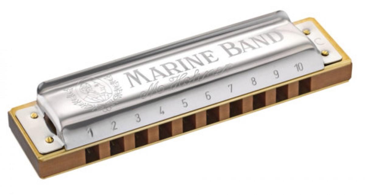 Hohner Marine Band 1896 Classic