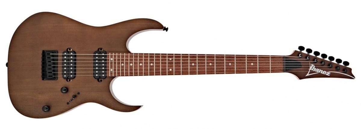 Ibanez RG7421-WNF 7-String (Walnut Flat)