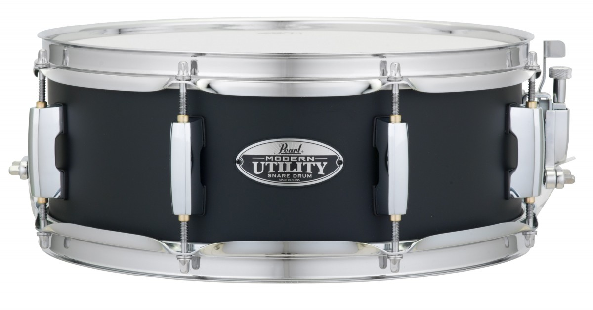 """Pearl MUS1350M Modern Utility 13x5"""" Snare Drum"""