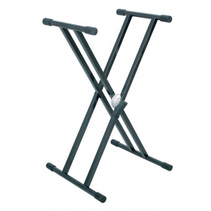 TGI Double X Keyboard Stand