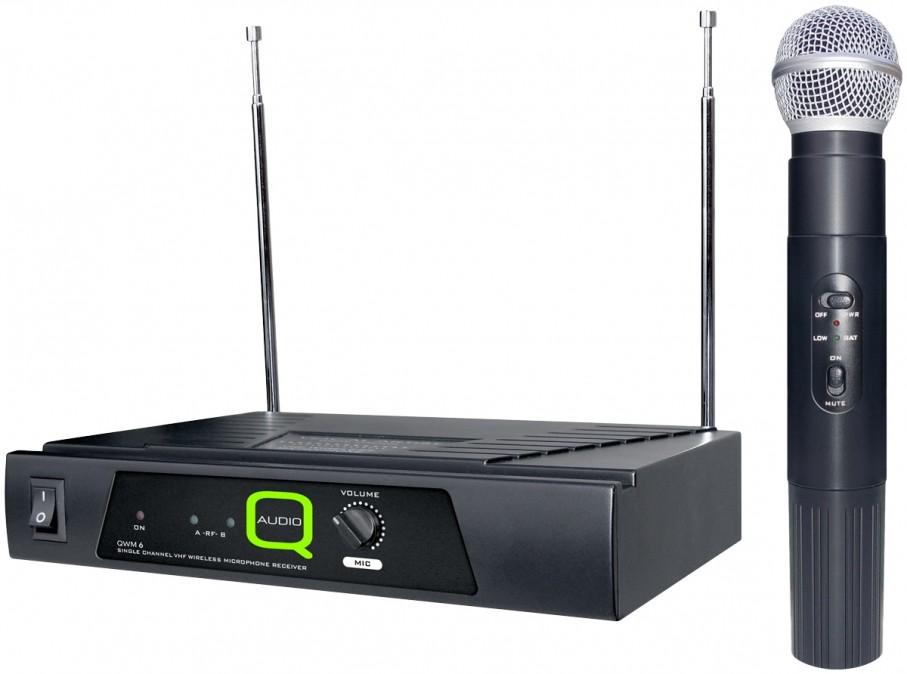 Q Audio QWM6