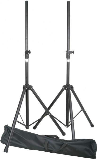 QTX Speaker Stands with Bag (Pair)