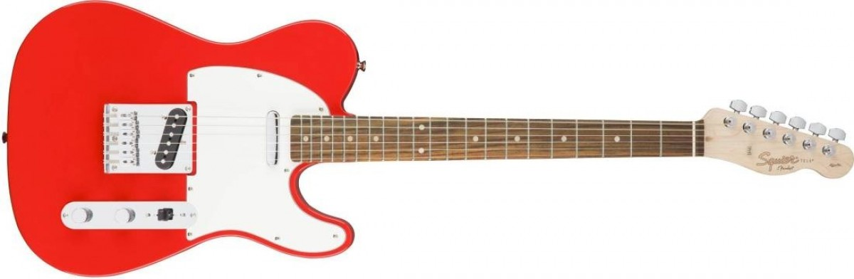 Squier Affinity Telecaster (Race Red)
