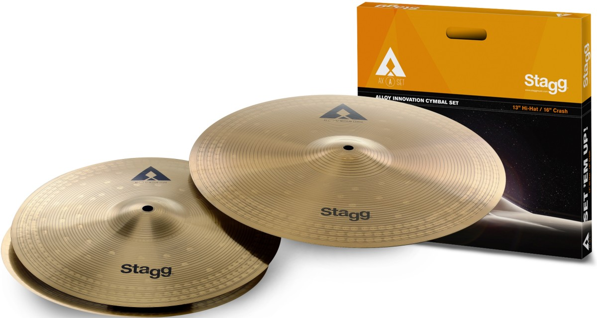 Stagg AXA Cymbal Set