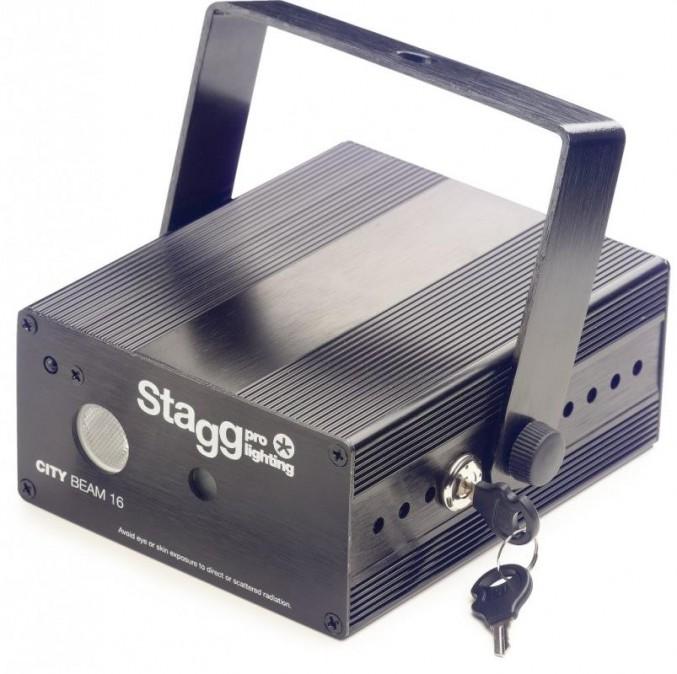 Stagg SLR City 16-3BK