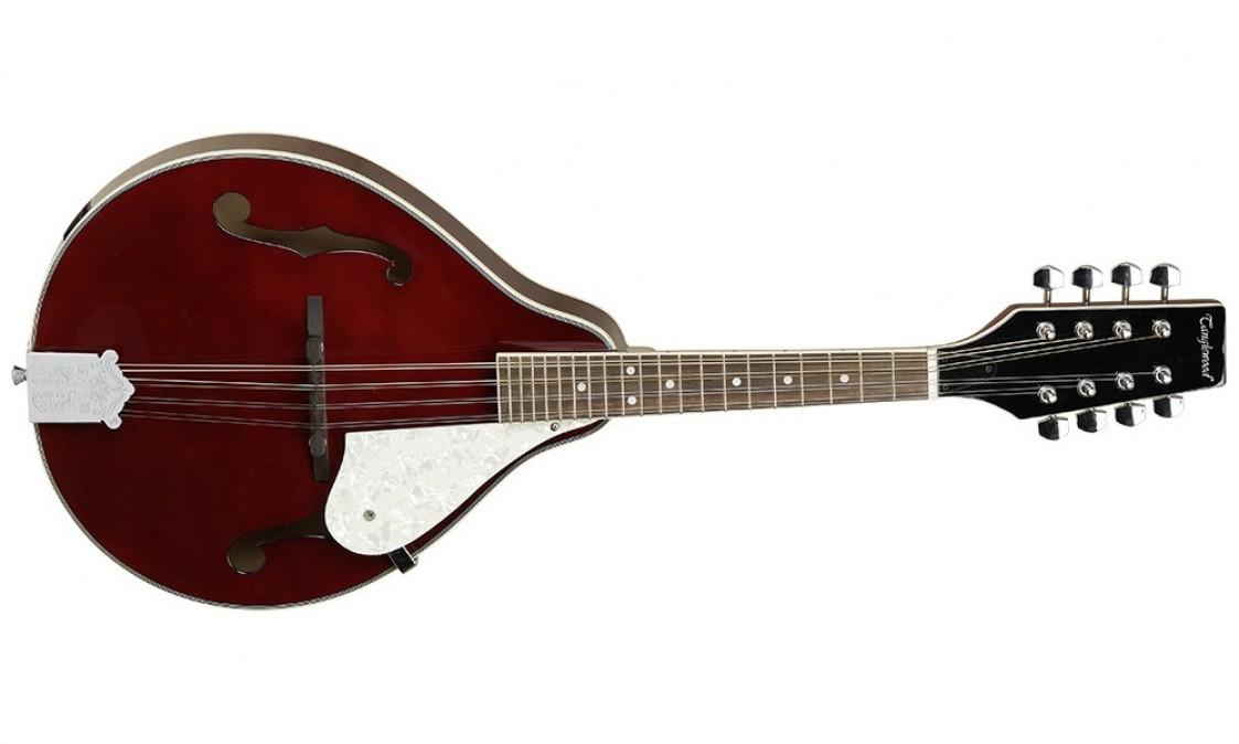 Tanglewood TWM T WR Mandolin (Wine Red Gloss)