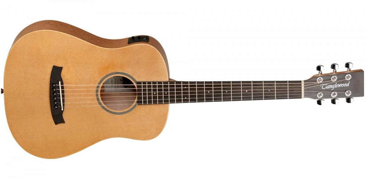 Tanglewood TW2 T SE Travel Guitar