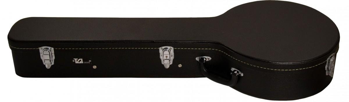 TGI 5-String Banjo Hard Case