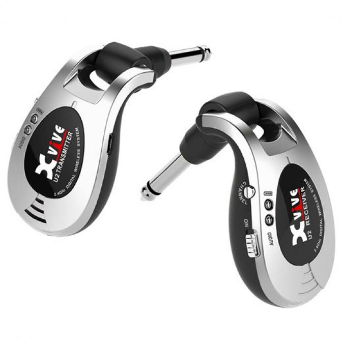 Xvive U2 Digital Wireless Guitar System