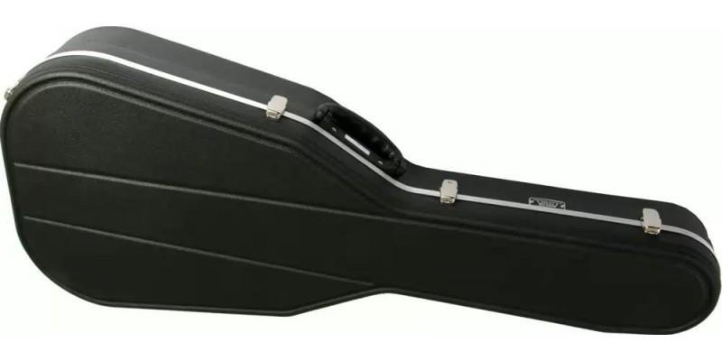 hiscox std ac acoustic steel string guitar case soundpad. Black Bedroom Furniture Sets. Home Design Ideas