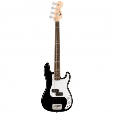 Squier Mini P-Bass (Black)