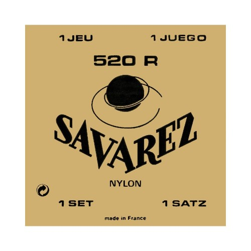 Savarez 520 R Nylon Strings
