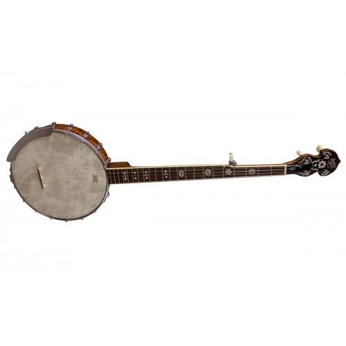 Barnes & Mullins 'Albert' Open Back 5-String Banjo