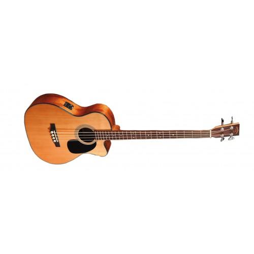 Sigma BMC-1STE Electro-Acoustic Bass