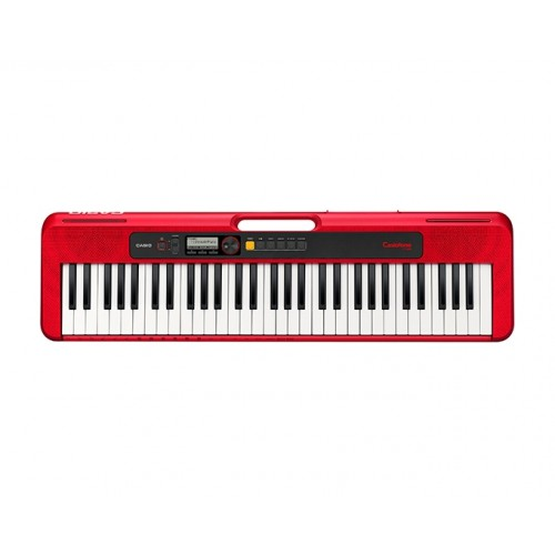 Casio Casiotone CT-S200 Red (Includes Power Supply)