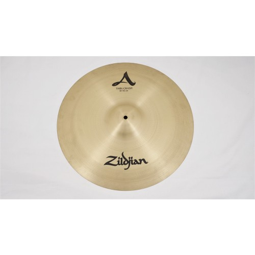 "Zildjian 18"" A Thin Crash"