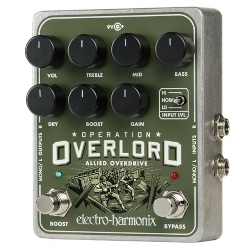 Electro-Harmonix Operation Overload
