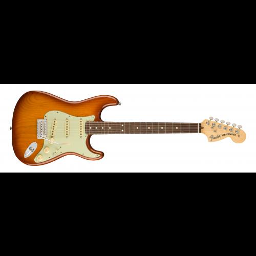 Fender American Performer Stratocaster (Honey Burst with Rosewood Fingerboard)