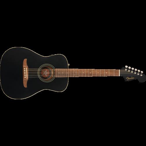 Fender Joe Strummer Campfire (Matte Black)