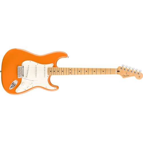 Fender Player Stratocaster (Capri Orange with Maple Fingerboard)