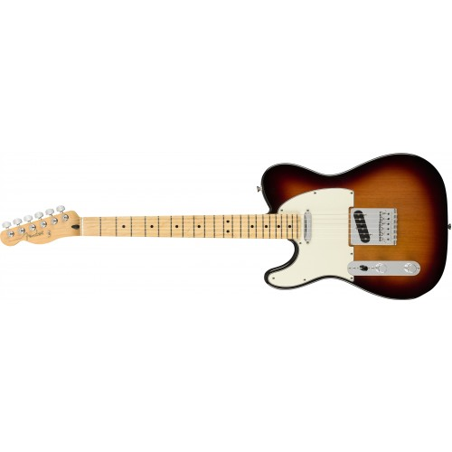 Fender Player Telecaster 3-Color Sunburst (Left-Handed)