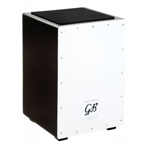 Gon Bops Fiesta Cajon (White Magic)