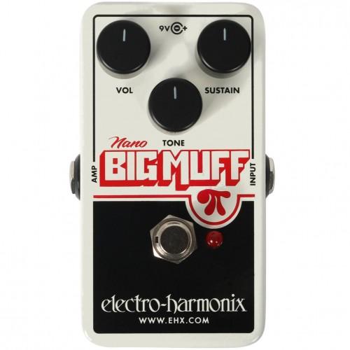 Electro-Harmonix Nano Muff Pi