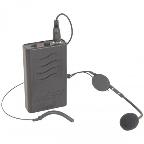 QTX Headset Microphone with Beltpack