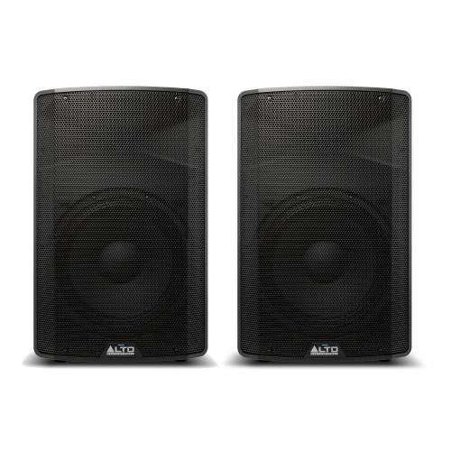 Alto TX3 TX312 Powered Speakers (pair)