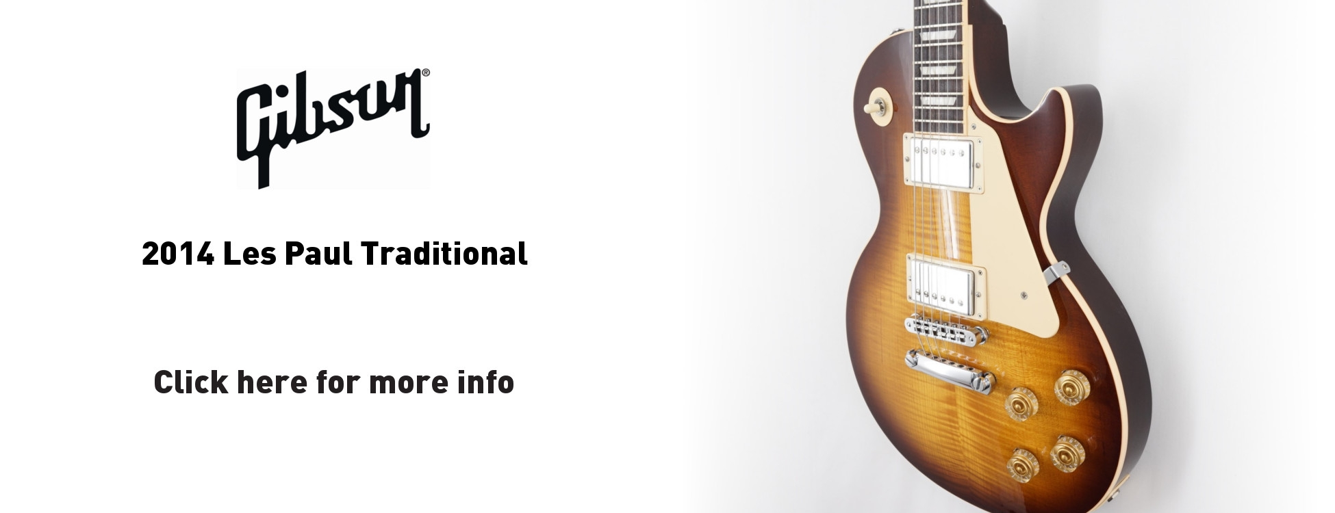 Gibson 2014 Les Paul Traditional Second Hand