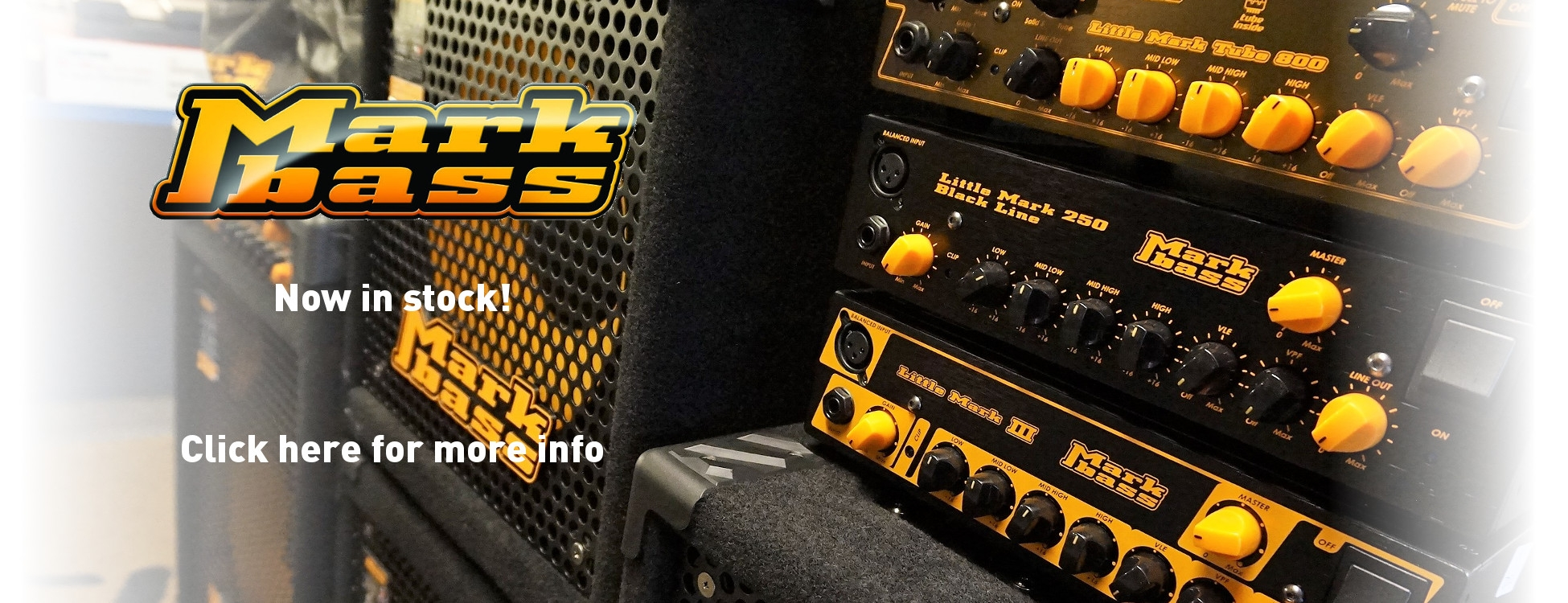 Markbass Amplifiers