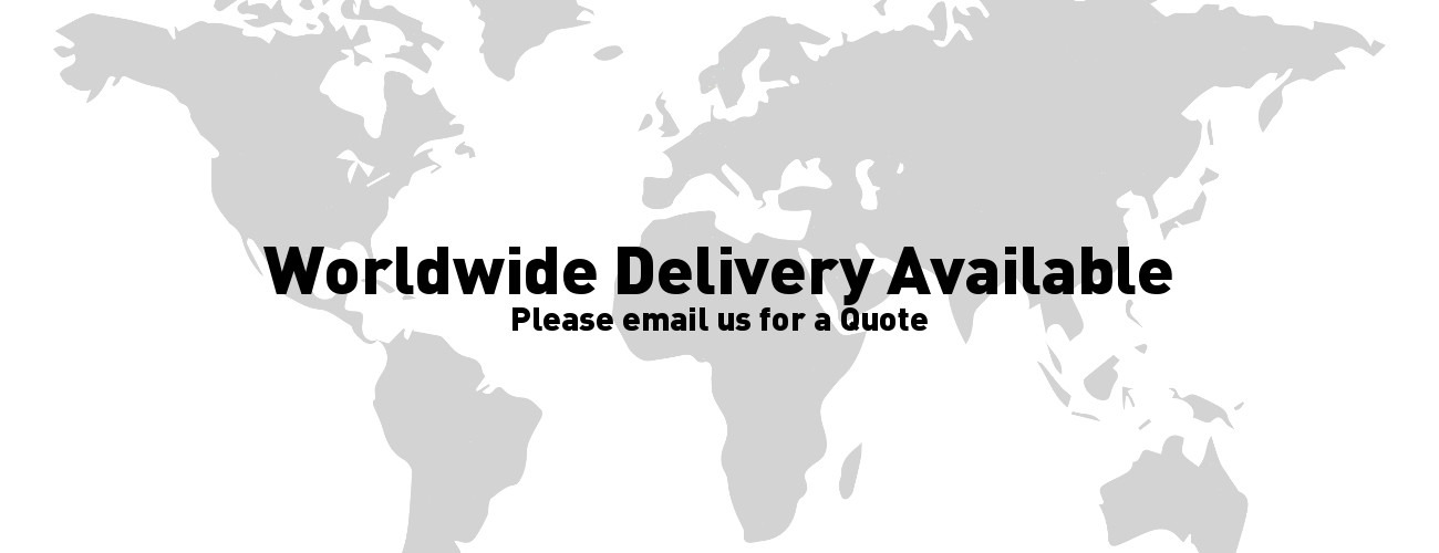 Worldwide Delivery Available